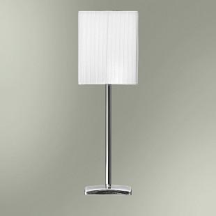 Настольная лампа с абажуром 165-01/3753