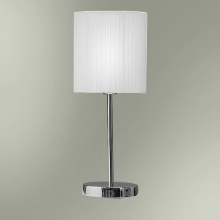 Настольная лампа с абажуром 182-01/13751
