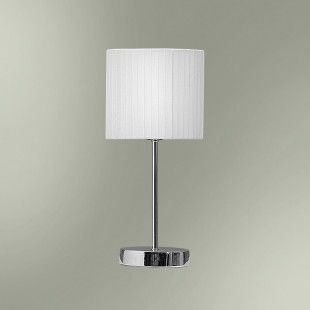Настольная лампа с абажуром 170-01/13751М