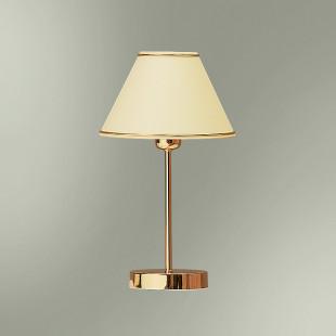 Настольная лампа с абажуром 20-512/13750М
