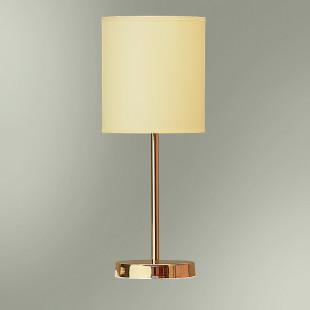 Настольная лампа с абажуром 182-512/13750