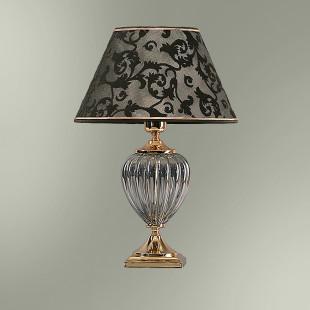 Настольная лампа с абажуром 29-45.20/95051