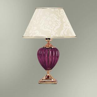 Настольная лампа с абажуром 29-402/95028
