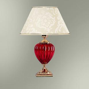 Настольная лампа с абажуром 29-402/95009
