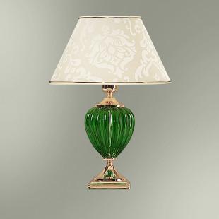 Настольная лампа с абажуром 29-402/95042