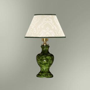 Настольная лампа с абажуром 20-402.59/7359