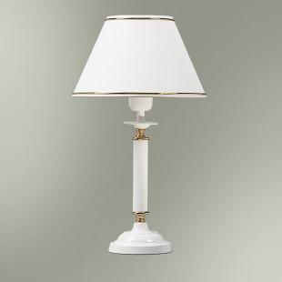 """Настольная лампа с абажуром """"Стелла"""""""