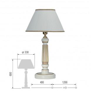 Настольная лампа Версаль-81