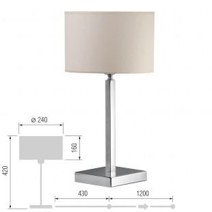 Настольная лампа Камелот-29