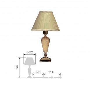 Настольная лампа Карелия-74