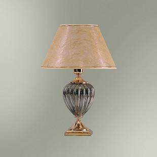 Настольная лампа с абажуром 29-18 З/95051