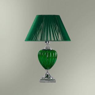 Настольная лампа с абажуром 29-42N/95142