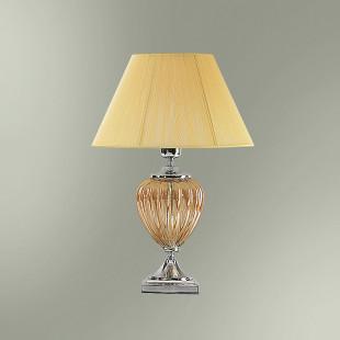 Настольная лампа с абажуром 29-12N/95112