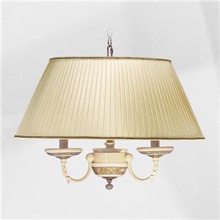 Абажур подвесной с тремя лампами 55-12.50/6512/3P ВЕРСАЛЬ