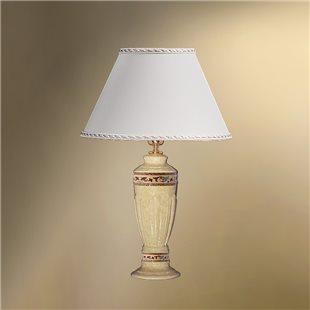 Настольная лампа с абажуром 38-522.56/9156N НАДЕЖДА