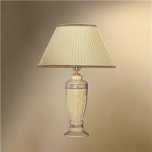Настольная лампа с абажуром 38-12.50/9156 НАДЕЖДА