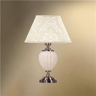 Настольная лампа с абажуром 29-402.56/95556 ПАЛЬМИРА