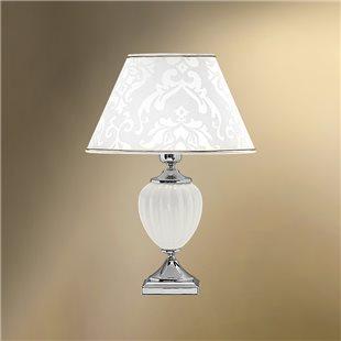 Настольная лампа с абажуром 29-401Х/95163 ПАЛЬМИРА