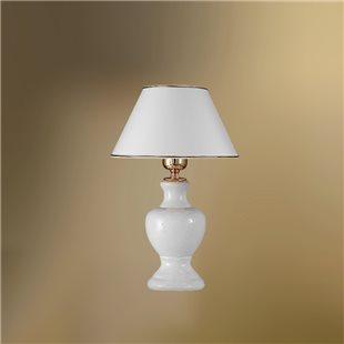 Настольная лампа с абажуром 20-501/7363 ГНОМ