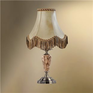 Настольная лампа с абажуром 24-20/3556 СТАРЫЙ АРБАТ