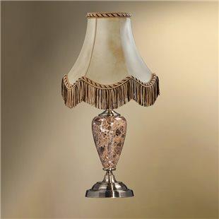 Настольная лампа с абажуром 24-20/8156 СТАРЫЙ АРБАТ