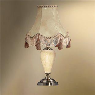 Настольная лампа с абажуром 24-20К/8122 СТАРЫЙ АРБАТ