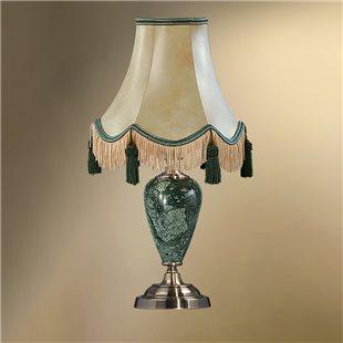 Настольная лампа с абажуром 24-20КЗ/8159 СТАРЫЙ АРБАТ