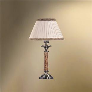 Настольная лампа с абажуром 23-08.52/8756 СТЕЛЛА