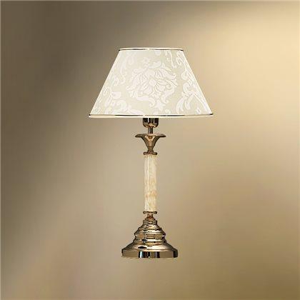 Настольная лампа с абажуром 29-402/3922Ф СТЕЛЛА