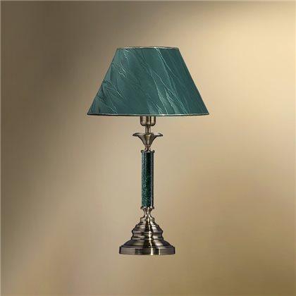 Настольная лампа с абажуром 29-69.42/3959 СТЕЛЛА
