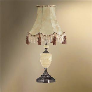 Настольная лампа с абажуром 24-25К/9022 ВИКТОРИЯ