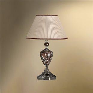 Настольная лампа с абажуром 29-08.57/9057 ВИКТОРИЯ
