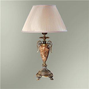Настольная лампа с абажуром 33-08.56/13356 СПАРТА