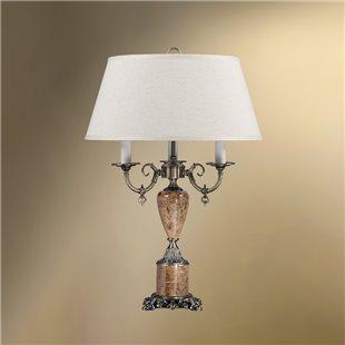 Настольная лампа с абажуром 44-104/3056 ТАМЕРЛАН