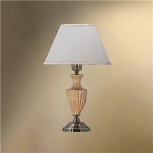 Настольная лампа с абажуром 26-522.56/38377 ВУДСТОК