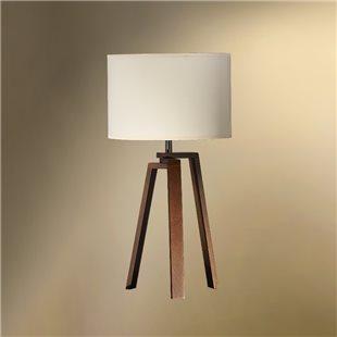 Настольная лампа с абажуром240-502/10580 ТРИАНОН