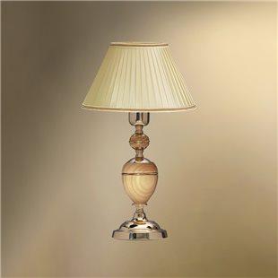 Настольная лампа с абажуром 23-12.50/8077 СТАРЫЙ АРБАТ