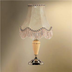 Настольная лампа с абажуром 24-20Ф/3577 СТАРЫЙ АРБАТ