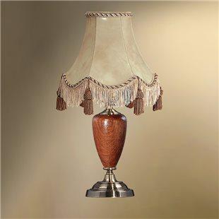 Настольная лампа с абажуром 24-20К/8178 СТАРЫЙ АРБАТ