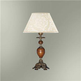 Настольная лампа с абажуром 29-402.56/8878 ВИКТОРИЯ