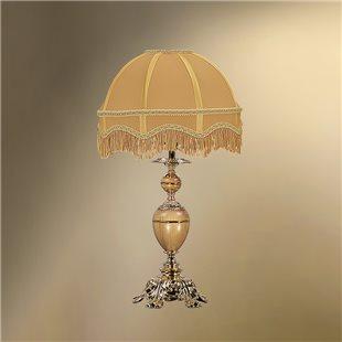 Настольная лампа с абажуром 23-26/8877 ВИКТОРИЯ