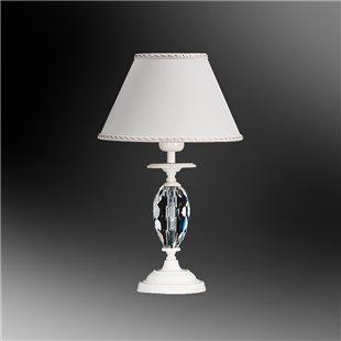 Настольная лампа с абажуром 23-522.56/3522 СНЕЖНАЯ КОРОЛЕВА