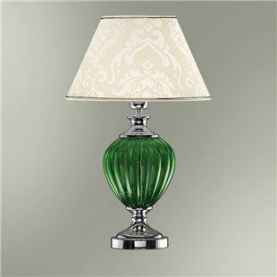Настольная лампа с абажуром 33-402Х/85142 ПАЛЬМИРА