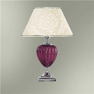 Настольная лампа с абажуром 29-402Х/95128 ПАЛЬМИРА