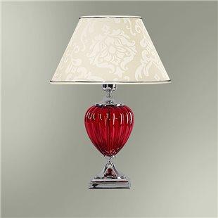 Настольная лампа с абажуром 29-402Х/95109 ПАЛЬМИРА