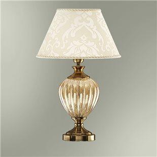 Настольная лампа с абажуром 33-402.56/85512 ПАЛЬМИРА