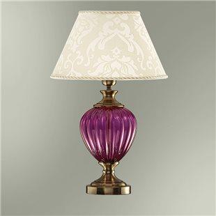 Настольная лампа с абажуром 33-402.56/85528 ПАЛЬМИРА