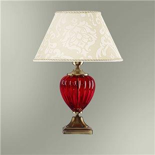 Настольная лампа с абажуром 29-402.56/95509 ПАЛЬМИРА