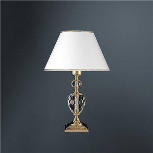 Настольная лампа с абажуром 26-501/8023 ВИКТОРИЯ