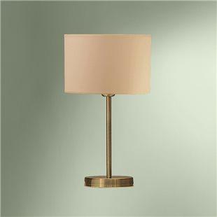 Настольная лампа с абажуром 240-516/13755 ЛИДЕР